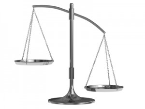 Balancing the Scales – Visible Child