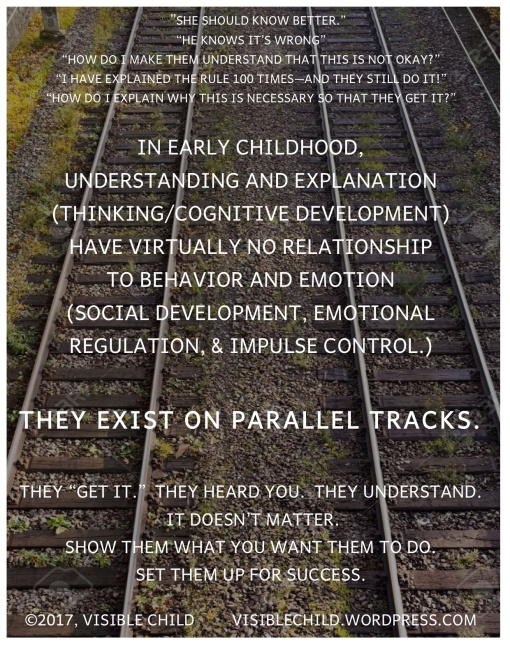 parallel tracks meme